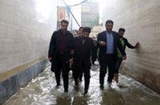 واکنش استاندار خوزستان به ویدئوی جنجالی:اینکه دستم را در آب بگیرند که نیفتم،کار خلاف شرعی است؟
