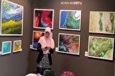 نمایش آثار هنرمندان نقاش ایرانی در ایتالیا