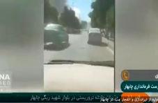 توضیحات فرماندار چابهار از جزییات حمله تروریستی امروز + فیلم