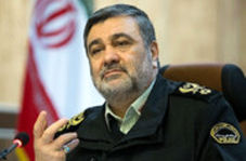فرمانده ناجا: ضدانقلاب پشت ناآرامیهای بنزین هستند