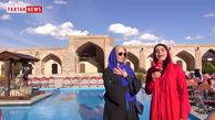 اختصاصی/ عاشق ایران هستم/ هر نوروز یک شهر را انتخاب میکنم