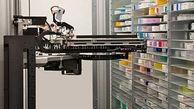 نحوه کار اولین داروخانه رباتیک کشور در ارومیه