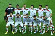 صحبتهای بازیکنان ایران و ژاپن بعد از بازی