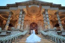 عروسی لاکچری به سبک سیندرلا فقط ۱ میلیارد!