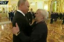 ملاقات احساسی پوتین با اولین معلم زندگی خود در کرملین