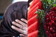 درخواست عجیب زن سالمند از رهگذران در آستانه شب یلدا