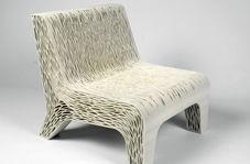 تولید انبوه صندلی توسط چاپگر سهبعدی عملی میشود
