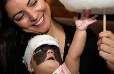 نوزادی که «بتمن» نام گرفت