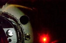 لحظه اتصال دراگون به ایستگاه فضایی بینالمللی