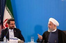 اشتباه جالب روحانی در دیدار با مدیران وزارت ارتباطات