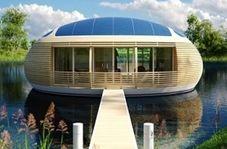 فن آوریهای نوین در خانههای روی آب + فیلم