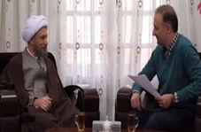 سوال مجری برنامه «مدیر مسئول» از امام جمعه شیراز درباره شباهتش به سعدی