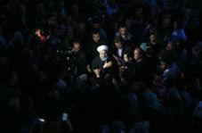 وعدههای رئیس جمهور در جمع مردم سیلزده کردخیل