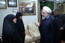سوال دختر سردار شهید سپهبد قاسم سلیمانی از رئیس جمهور: انتقام پدرم را چه زمانی میگیرید؟