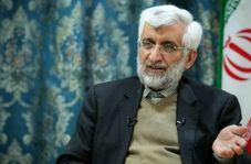 جلیلی: آقای همتی میخواهد کشور را با نمایش اراده کند