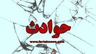 سوختن موزه هنرهای معاصر اهواز +فیلم
