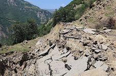حادثه رانش زمین در روستایی که حضور جدی مسئولان را طلب میکند