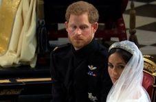 عروس خانواده سلطنتی انگلیس بادیگارد خود را فراری داد