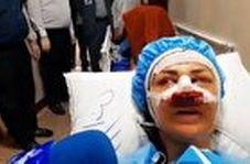 اولین صحبتهای یکی از نجات یافتگان انفجار کلینیک سینا اطهر
