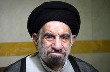 ماجرای روضه خانگی در دوران قحطی تهران از زبان مرحوم حجت الاسلام شجاعی!