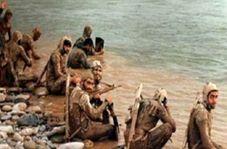 کشف ۴۰ پتوی سالم از سنگر تدارکات رزمندگان دفاع مقدس