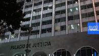 فیلم/ لحظه بازداشت ستاره فوتبال دنیا در پاراگوئه