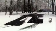 ایدهای عالی برای پاکسازی سریع خیابانها هنگام بارش برف