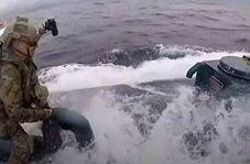 مدل جدید قاچاق مواد مخدر با زیردریایی!