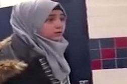ضرب و شتم یک دختر سوری در آمریکا به دلیل داشتن حجاب