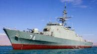 تیراندازی ناوهای ایران، روسیه و چین در دریای عمان