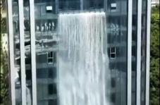مرتفعترین آبشار مصنوعی جهان!