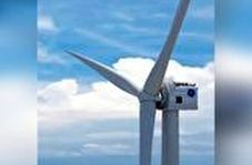 نصب بزرگترین توربین بادی در انگلیس