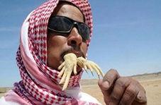 احترام گذاشتن عجیب سعودیها به بزرگان کشورشان!