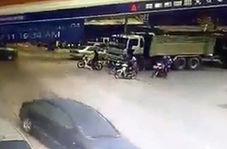 مکانی خطرناک برای موتورسوارها