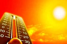 گرمای کم سابقه هوا در فرانسه+فیلم