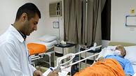 بازدید نماینده ولی فقیه از بیمارستانهای ستادی زائران ایرانی در مکه