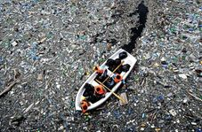 حقایقی عجیب درباره مرموزترین جزیره زباله ای جهان