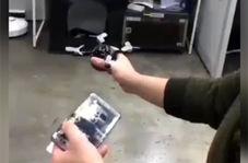 کوچکترین پهپاد دوربین دار مخصوص تصاویر سلفی
