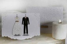 حضور عروس و داماد البرزی پای صندوق رای