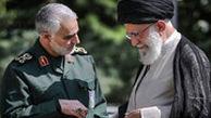 اشاره رهبر انقلاب به آخرین و تنها گفتگوی رسانهای حاج قاسم سلیمانی