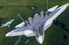 مانورهای زیبای مدرنترین جنگنده روسی در آسمان!