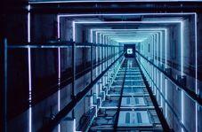 عاقبت حمله وحشیانه به آسانسور!