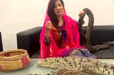 تهدیدات دردسرساز خواننده زن علیه نخست وزیر هند