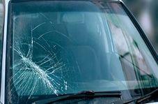تعمیر شکستگی شیشه جلوی خودرو!