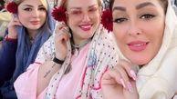 صحبتهای جالب بهاره رهنما در مورد الهام حمیدی/فیلم