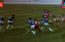 بازی خاطره انگیز پرسپولیس - الهلال (نیمه نهایی جام در جام آسیا)