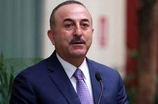 ویدئویی که وزیرخارجه ترکیه از سفرش به اصفهان منتشر کرد