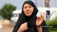 در اردوگاه سیلزدگان خوزستان چه میگذرد؟