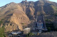بحران کوهخواری و ساخت برج ۱۲ طبقه در رودخانه در شمیرانات!