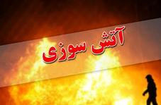 دستگیری عاملین آتش سوزی اقامتگاه ترک اعتیاد - رباط کریم
